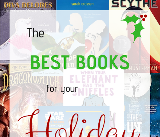 The Best Books for Your Holiday Gift List!