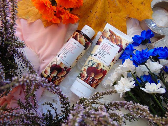 Korres - Żel pod prysznic i Balsam do ciała o zapachu Migdał i Wiśnia - Almond Cherry
