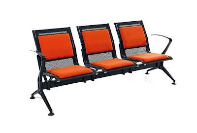 bekleme koltuğu, ente, goldsit, metal, üçlü, döşemeli, hastane bekleme, poliklinik bekleme, metal bekleme koltuğu,