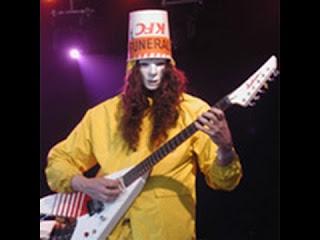 Buckethead Guns N Roses member guitarist