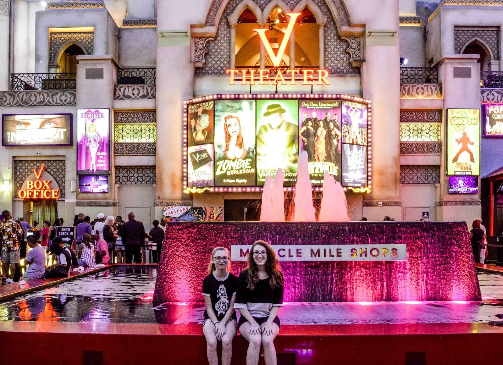 V Theater Las Vegas