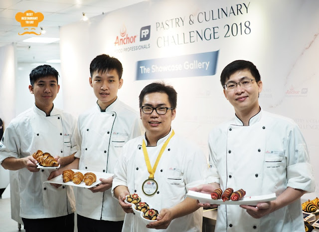 Pastry And Culinary Challenge 2018 Finalist