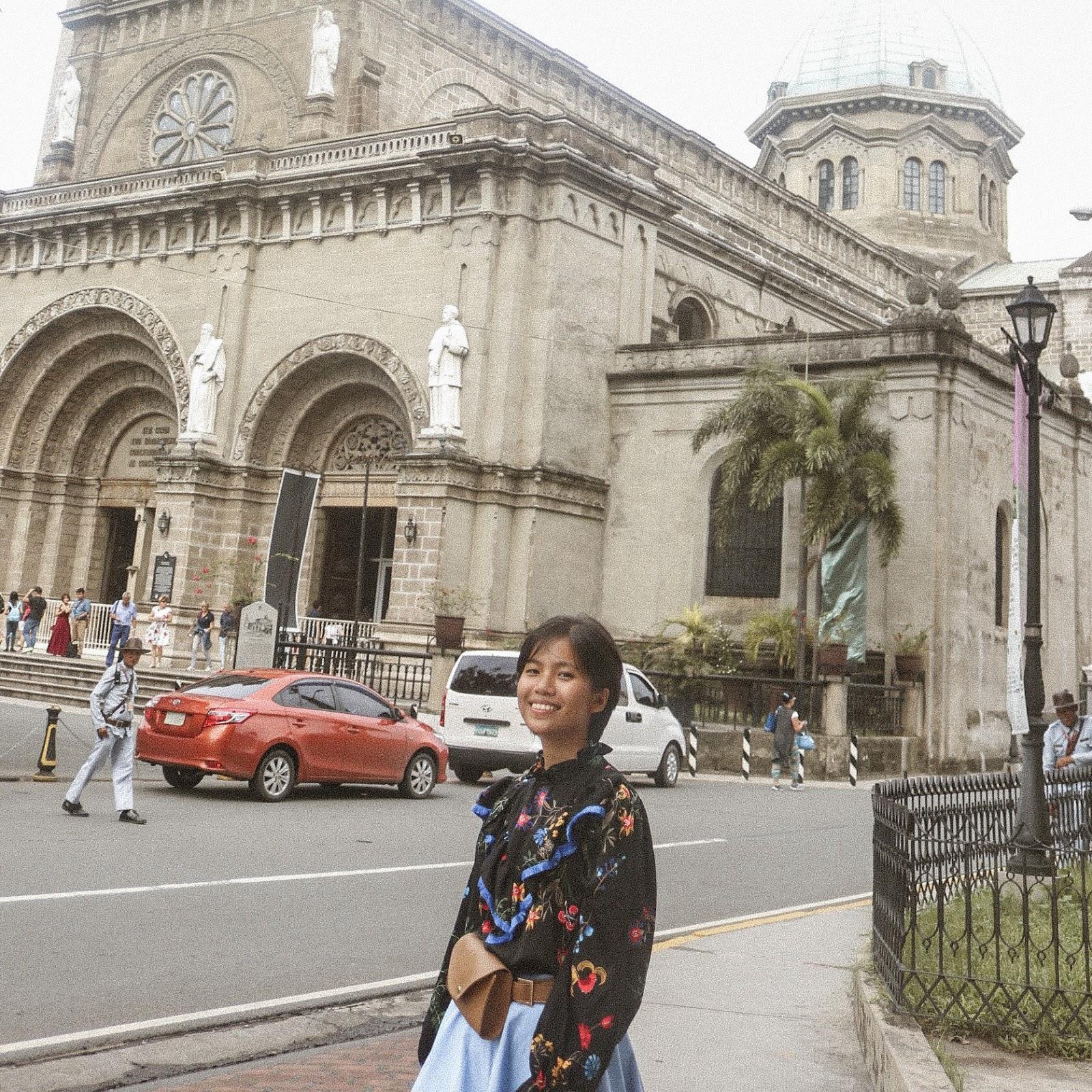 The Old Soul in Intramuros