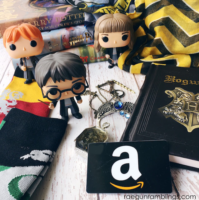 Happy Harry Potter Giveaway!