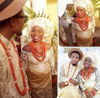Singer J'odie And Actor David Nnaji Welcome Son, Six Months After Marriage