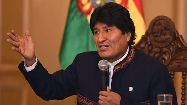 "Evo Morales: ""Al atacar a Venezuela, Trump ataca a Latinoamérica"""