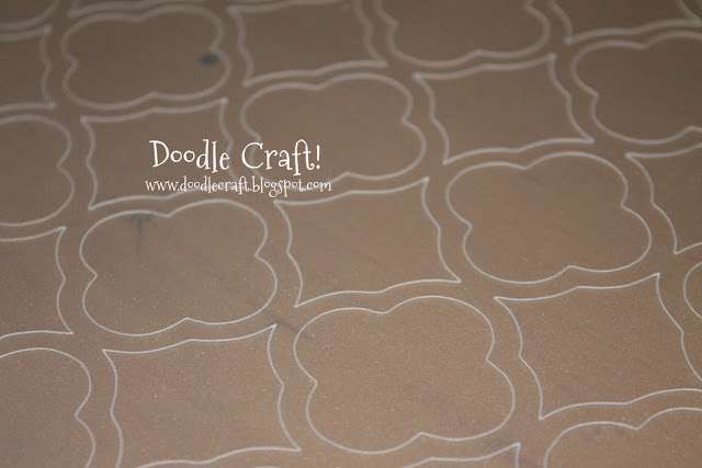 Click To Buy Noteds - Stenciling And Staining