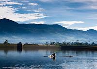 Lake-Situ Cileunca
