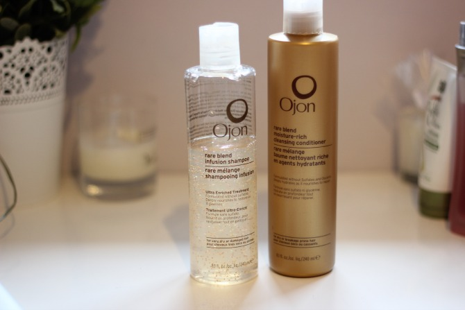 The worlds best smelling shampoo (the conditioner is nice too)