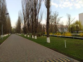 Миргород. Парк