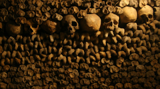 Pemakaman Catacombs, Paris