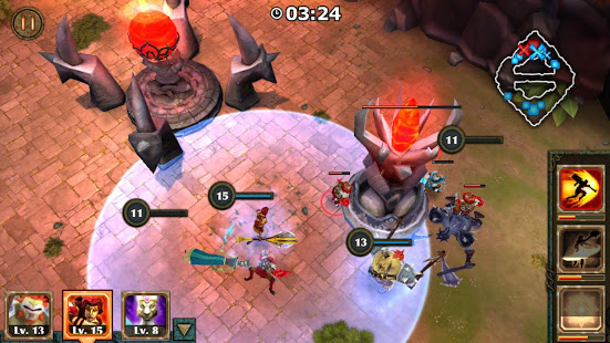 Legendary Heroes MOBA Mod Apk Latest