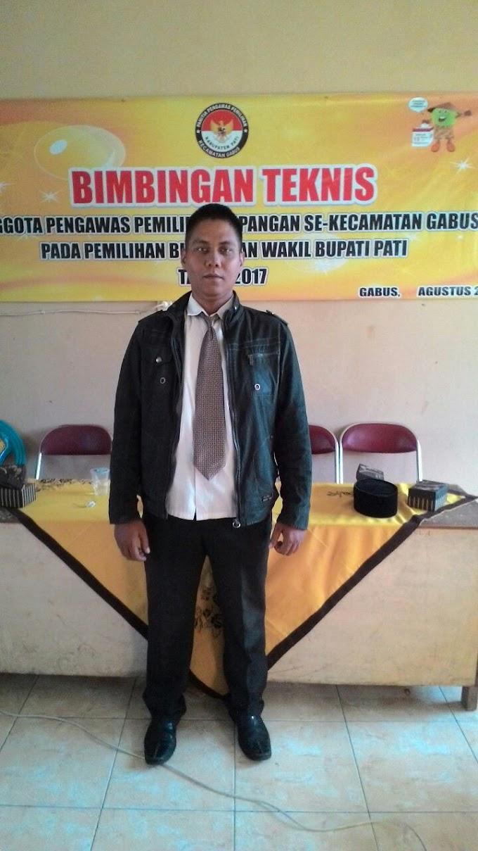 Pelantikan PPL oleh Panwascam Kecamatan Gabus