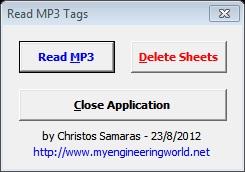 Read MP3 Tags