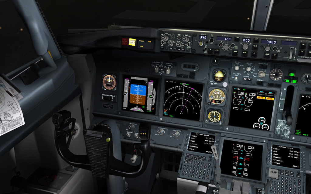 Ifly 737 service pack 3