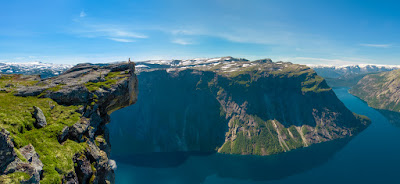 Norway's Trolltunga