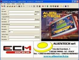 Reprogram ECU: Software