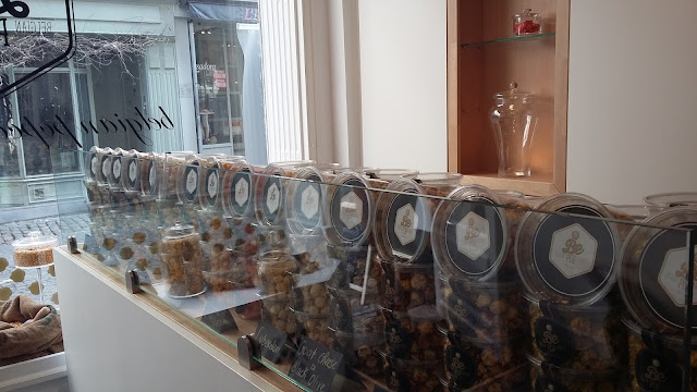My Be Pop popcorn gourmet Bruxelles