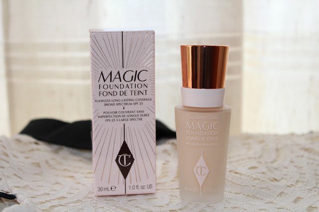 Charlotte Tilbury Magic Foundation : review