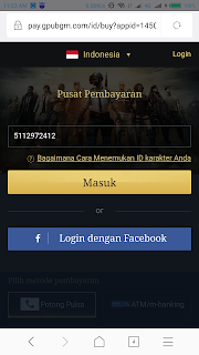 CARA TOP UP AMAN DAN LEGAL PUBG MOBILE VIA CODASHOP
