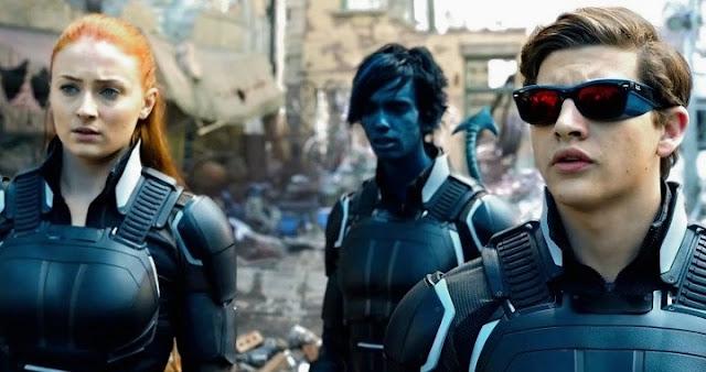 Vídeo con escena eliminada de X-Men: Apocalypse
