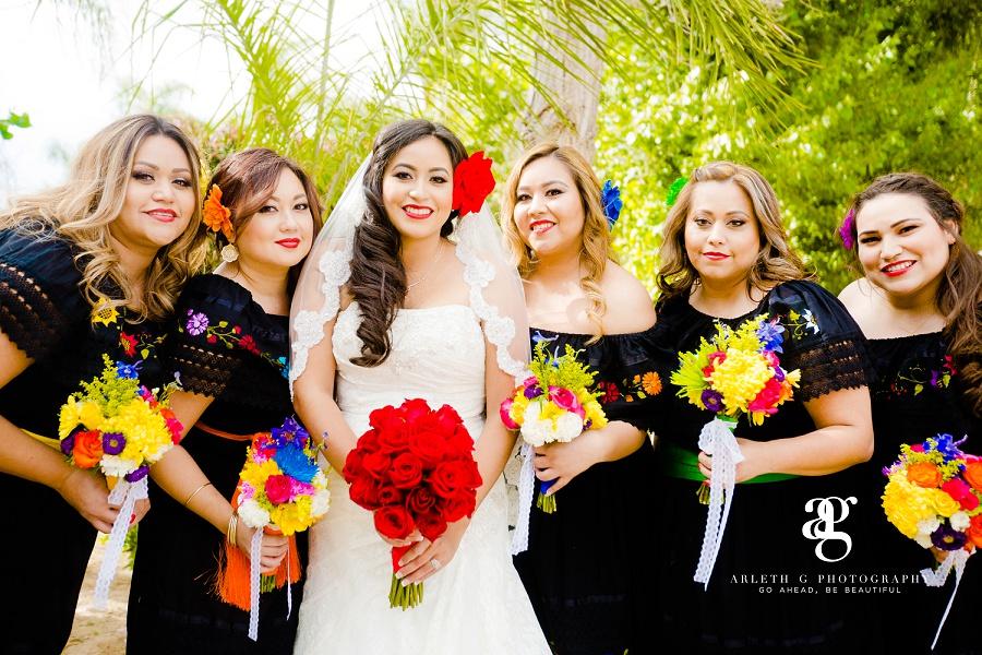 Rancho El Toro Corona wedding