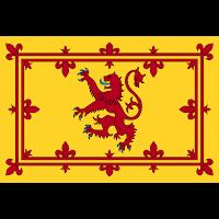 Logo Gambar Lambang Simbol Negara Skotlandia PNG JPG ukuran 200 px