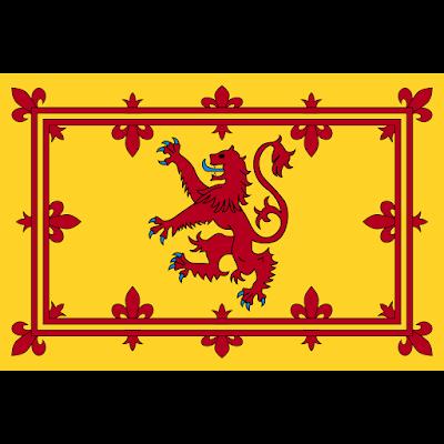 Coat of arms - Flags - Emblem - Logo Gambar Lambang, Simbol, Bendera Negara Skotlandia