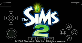 THE SIMS 2 ISO PPSSPP FOR ANDROID