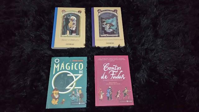 desventuras em série o mágico de oz contos de fadas