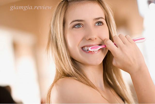 đánh răng, chảy máu, hướng dẫn, kinh nghiệm