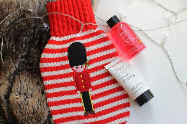 Baylis & Harding Beauticology Soldier Hot Water Bottle Set Christmas 2016