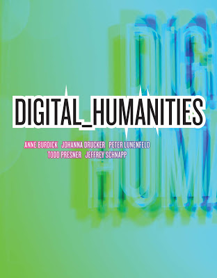 Digital_Humanities book cover, published by MIT Press