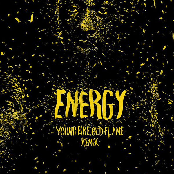 Avelino - Energy (Young Fire Old Flame Remix) [feat. Wretch 32] - Single Cover