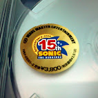 15th anniversary wrap sticker