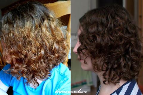 Powrót do naturalnego koloru włosów Asi - czytaj dalej »