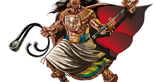 Fotos de guerreros incas 31