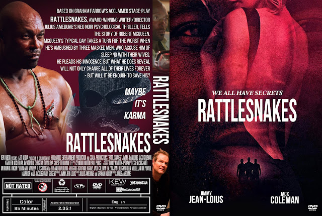 Rattlesnakes DVD DVD Cover
