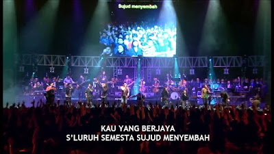 lagu dia raja true worshippers