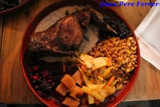 Donde comer en Tallin Restaurante Medieval Olde Hansa
