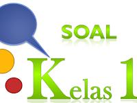 Soal UTS KTSP SD Kelas 1 2 3 4 5 6 Semester 2