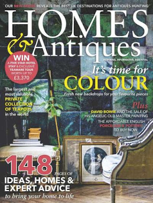 Homes & Antiques – March 2017