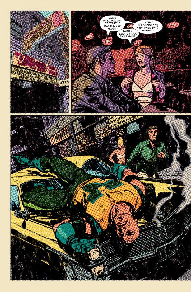 Daredevil tom 3: Nieustraszony! przykładowa strona