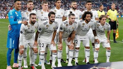 موعد مباراة  ريال مدريد وريال بيتيس ضمن مباريات الدوري الإسباني 2019