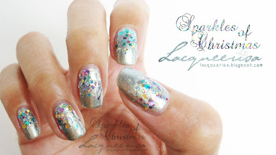 Lacqueerisa: Sparkles of Christmas