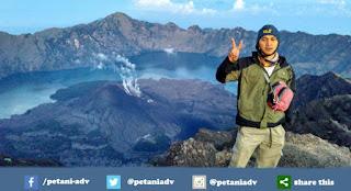 Info Lengkap Pendakian Gunung Rinjani via Sembalun