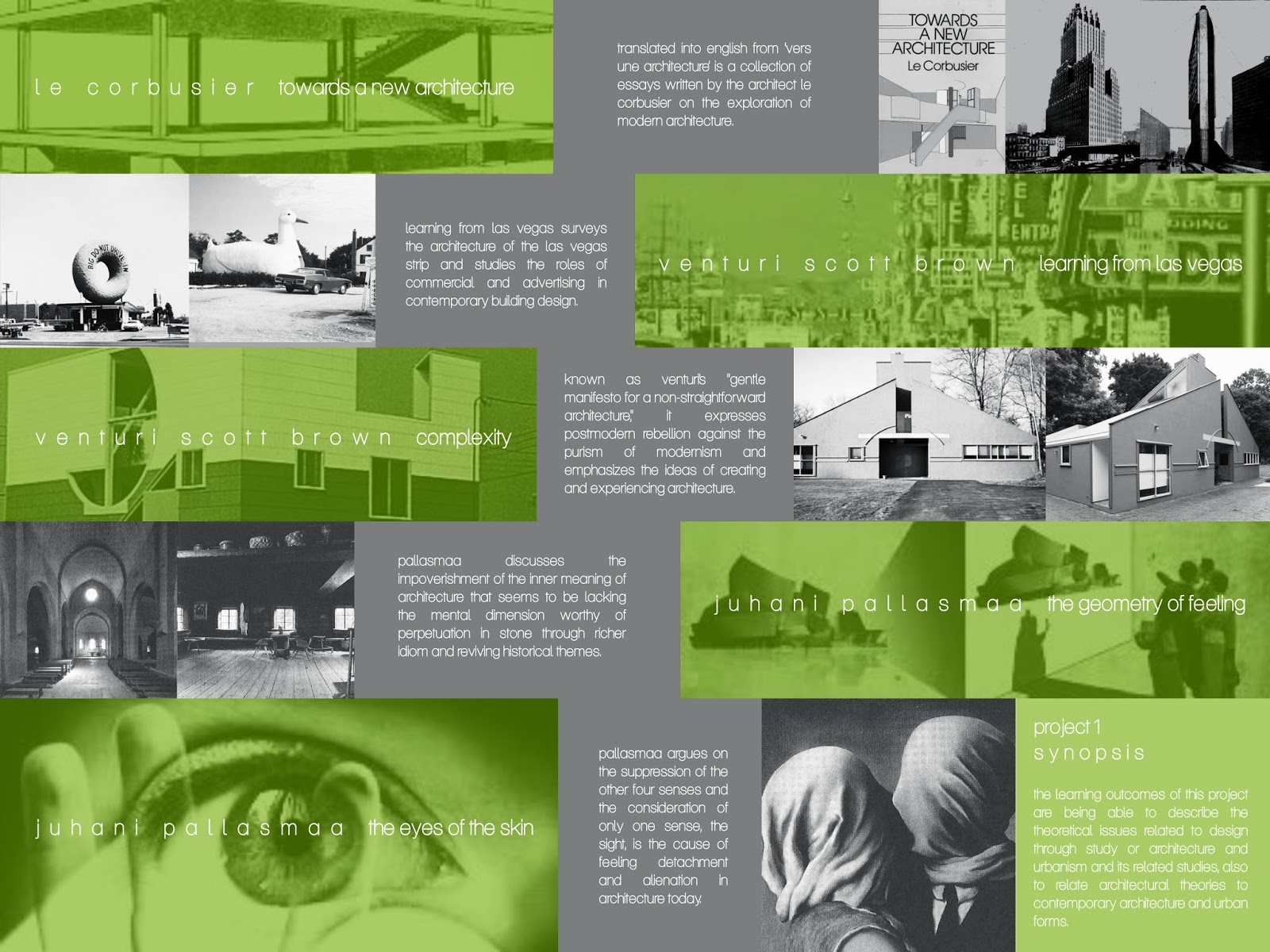the eyes of the skin architecture and the senses summary