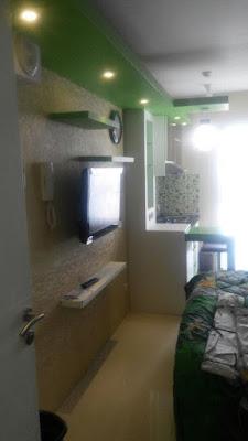 interior-apartemen-bassura-city-type-studio-terbaru