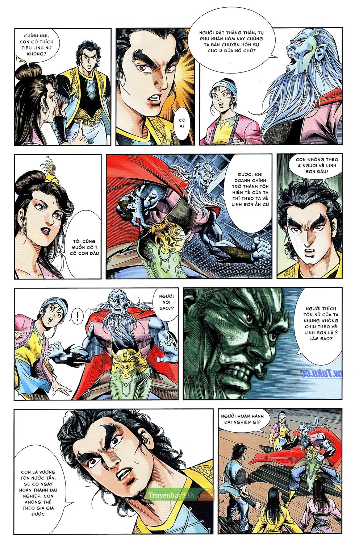 Tần Vương Doanh Chính chapter 21 trang 21