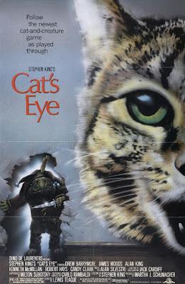 Cat's Eye Poster